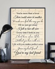 My Best Friend 24x36 Poster lifestyle-poster-2