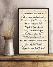 My Best Friend 24x36 Poster lifestyle-poster-3
