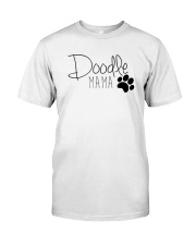 Doodle mama Classic T-Shirt front
