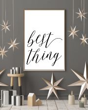 Best thing 24x36 Poster lifestyle-holiday-poster-1