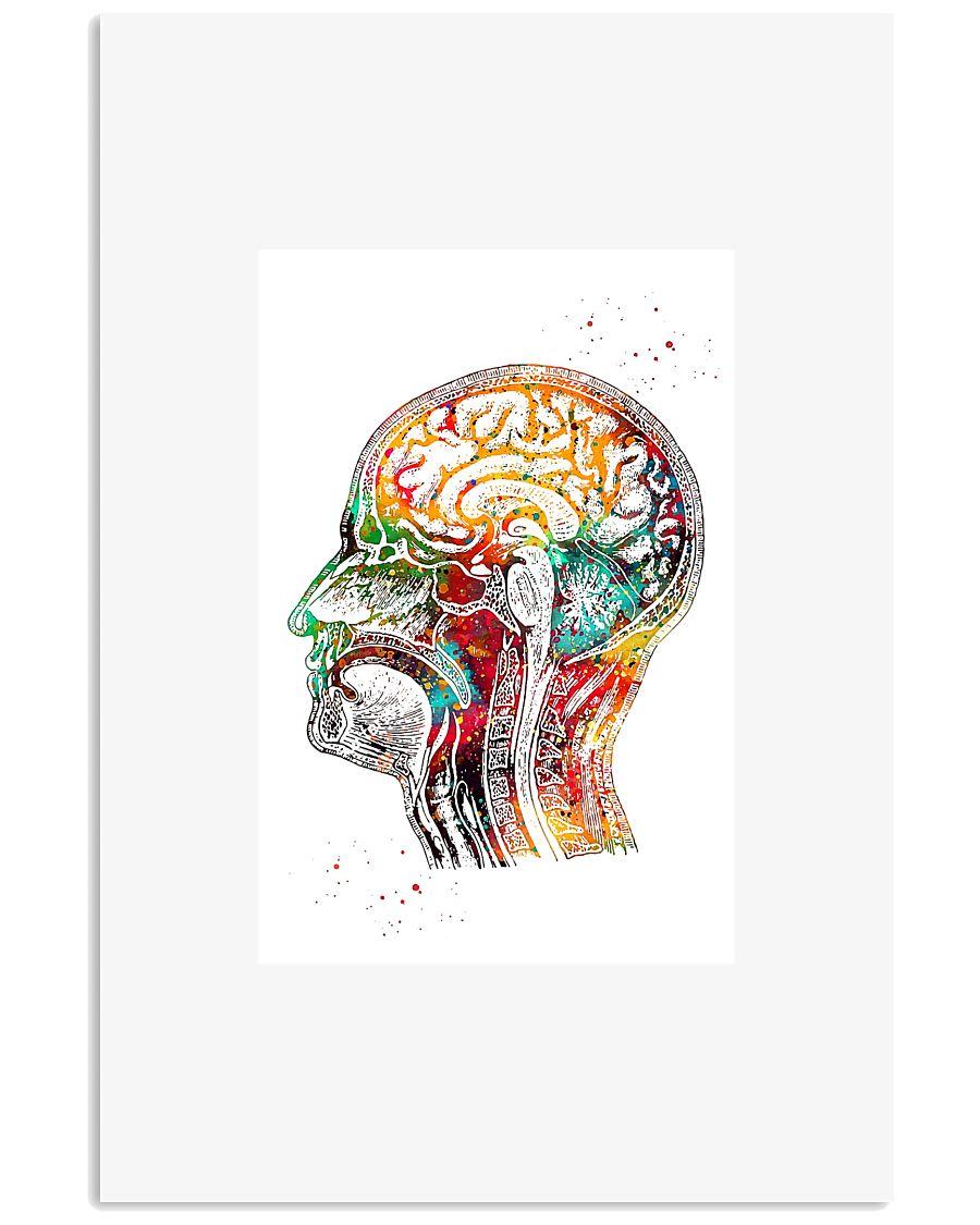 Head 24x36 Poster