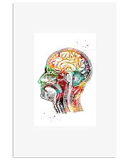 Head 24x36 Poster front