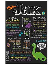 jax 24x36 Poster front