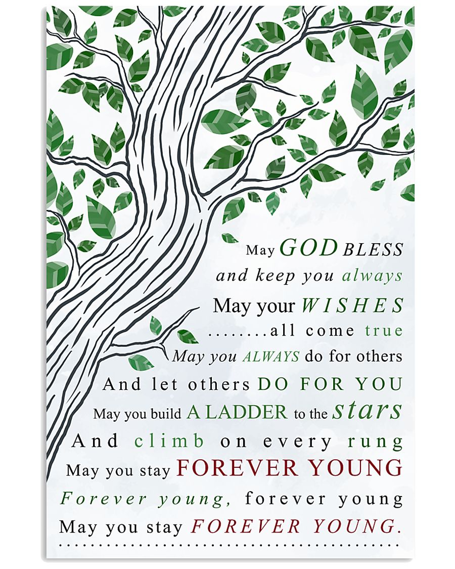 Forever Young 24x36 Poster