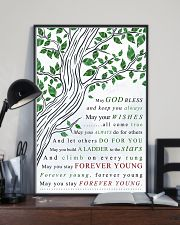 Forever Young 24x36 Poster lifestyle-poster-2