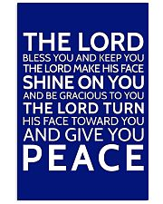bible verse 24x36 Poster front
