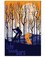 Life behind bars 24x36 Poster front