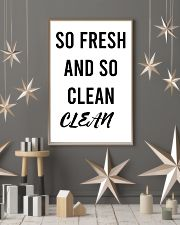 SO FRESH AND SO CLEAN CLEAN 24x36 Poster lifestyle-holiday-poster-1
