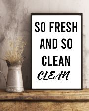 SO FRESH AND SO CLEAN CLEAN 24x36 Poster lifestyle-poster-3