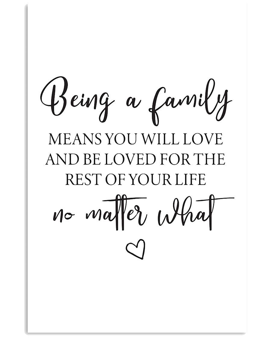 Family Decor 2 24x36 Poster
