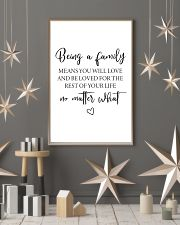Family Decor 2 24x36 Poster lifestyle-holiday-poster-1