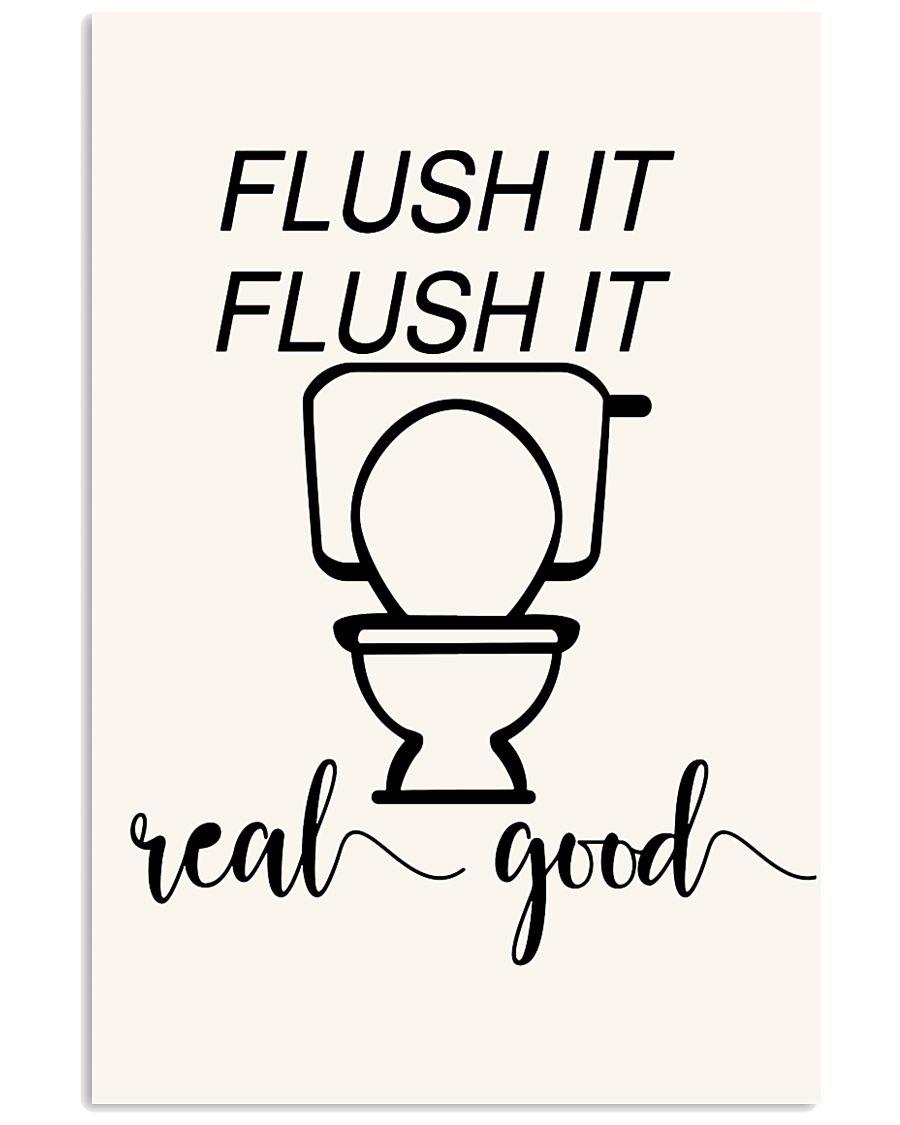 Bathroom Decor  24x36 Poster