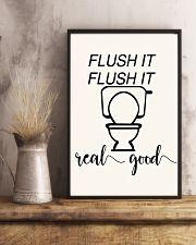 Bathroom Decor  24x36 Poster lifestyle-poster-3