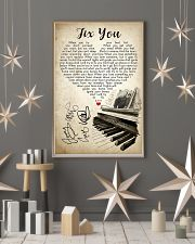 Fix You 24x36 Poster lifestyle-holiday-poster-1