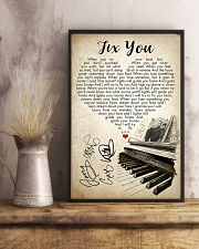 Fix You 24x36 Poster lifestyle-poster-3