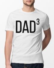 Dad 3 Classic T-Shirt lifestyle-mens-crewneck-front-13