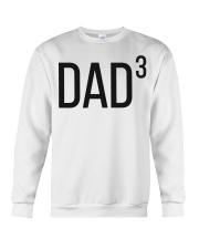 Dad 3 Crewneck Sweatshirt thumbnail