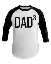 Dad 3 Baseball Tee thumbnail