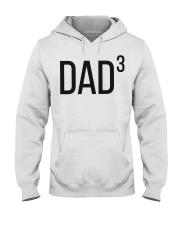 Dad 3 Hooded Sweatshirt thumbnail