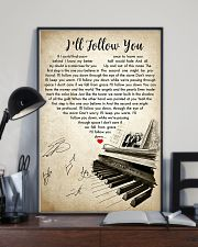 I'll Follow You 24x36 Poster lifestyle-poster-2