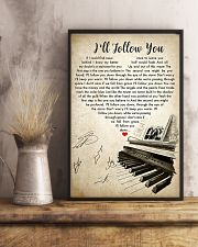 I'll Follow You 24x36 Poster lifestyle-poster-3