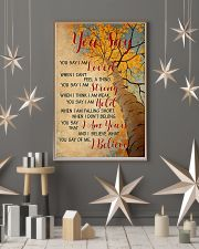 You Say 24x36 Poster lifestyle-holiday-poster-1