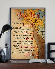 You Say 24x36 Poster lifestyle-poster-2