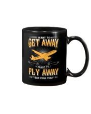 I want to get away i want to fly away  Mug thumbnail