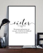 Family Decor 24x36 Poster lifestyle-poster-2