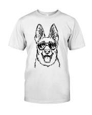 German Shepherd Classic T-Shirt front