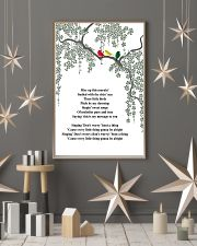 Three Little Birds 24x36 Poster lifestyle-holiday-poster-1
