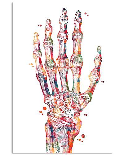 Hand Bones Anatomy