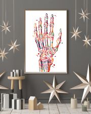 Hand Bones Anatomy 24x36 Poster lifestyle-holiday-poster-1