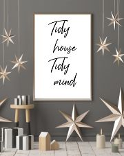Tidy house Tidy mind 24x36 Poster lifestyle-holiday-poster-1