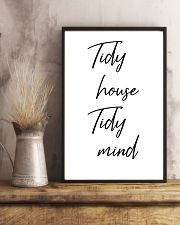 Tidy house Tidy mind 24x36 Poster lifestyle-poster-3