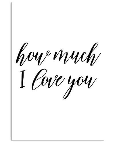 How much i love you