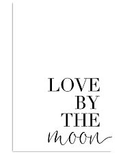 Love by the moon 24x36 Poster front