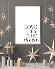 Love by the moon 24x36 Poster lifestyle-holiday-poster-1