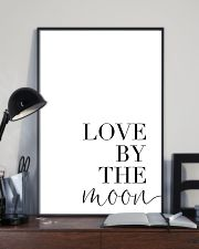 Love by the moon 24x36 Poster lifestyle-poster-2