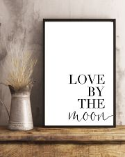 Love by the moon 24x36 Poster lifestyle-poster-3