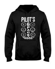 Pilot's 6 PackT-shirt Pilot T-shirt Hooded Sweatshirt thumbnail