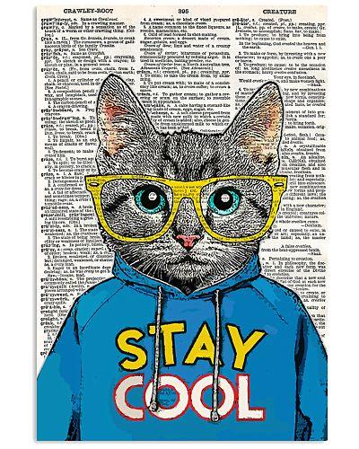 Staycool cat