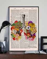 Flowery Lungs 24x36 Poster lifestyle-poster-2