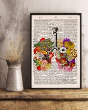 Flowery Lungs 24x36 Poster lifestyle-poster-3