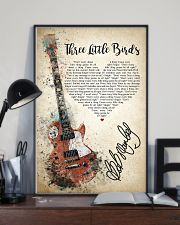 Three Little Birds 24x36 Poster lifestyle-poster-2