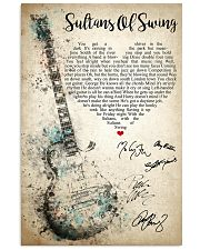Sultans Of Swing 24x36 Poster front