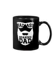 Badass beared dad Mug thumbnail