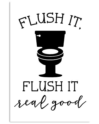 FLUSH IT FLUSH IT READ GOOD