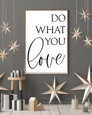Do What You Love 24x36 Poster lifestyle-holiday-poster-1