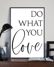 Do What You Love 24x36 Poster lifestyle-poster-2